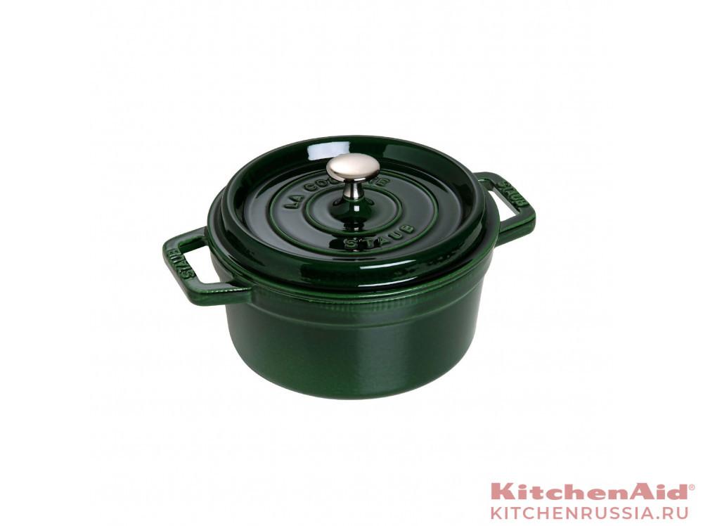 24 см, 3,8 л, зеленый базилик 1102485 в фирменном магазине Staub