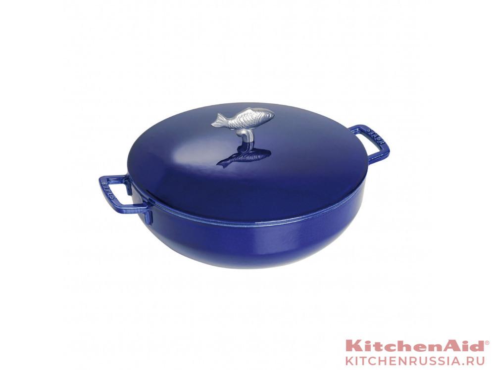 28 см, 4,65 л, темно-синий 1112991 в фирменном магазине Staub