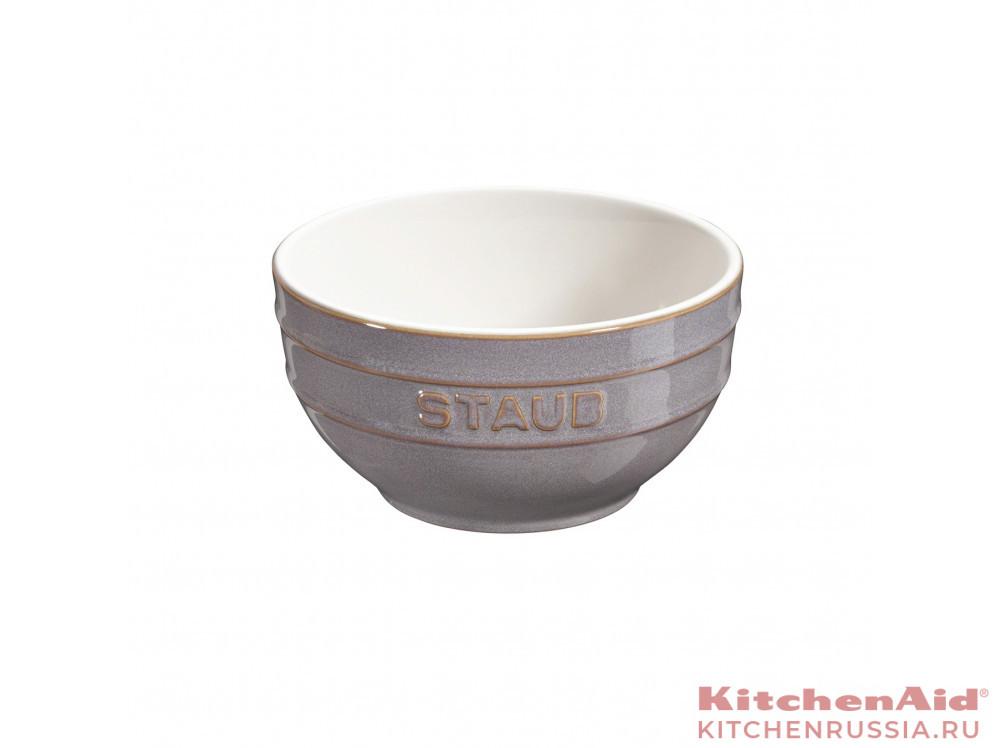 14 см античный серый Staub 40511-862 в фирменном магазине Staub
