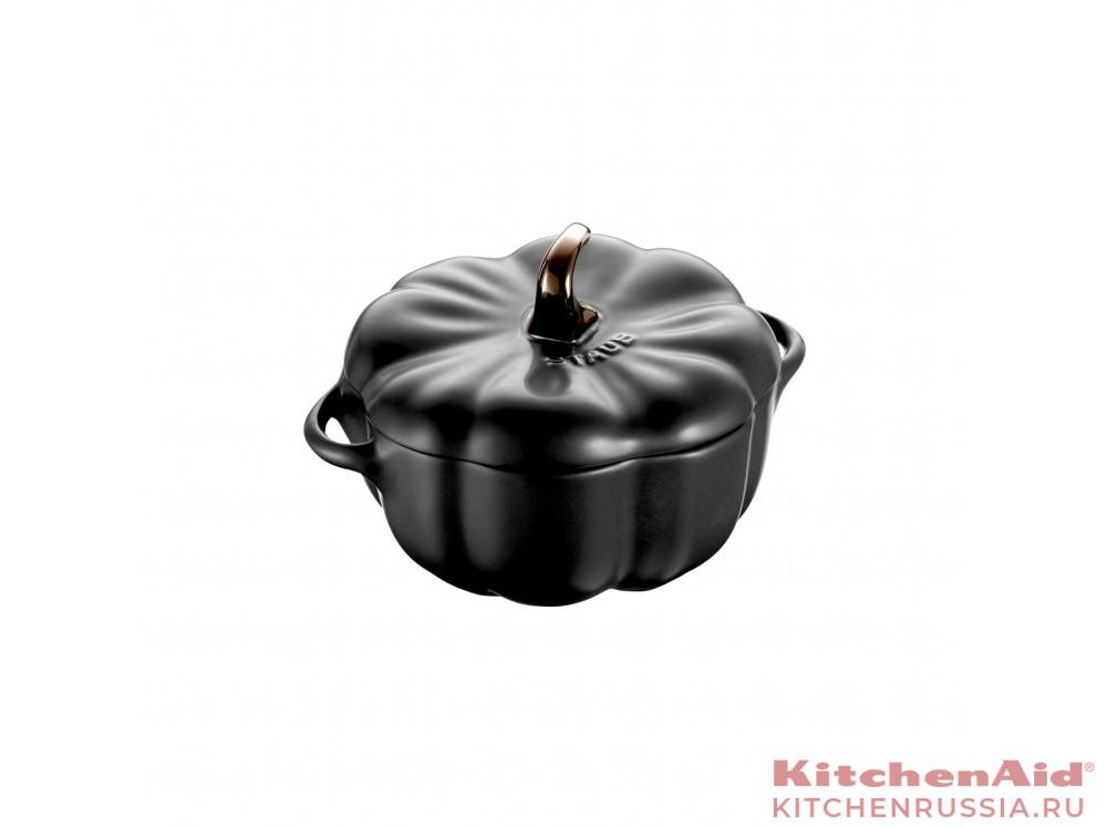 Тыква, 12,2 см, черный 40508-548 в фирменном магазине Staub