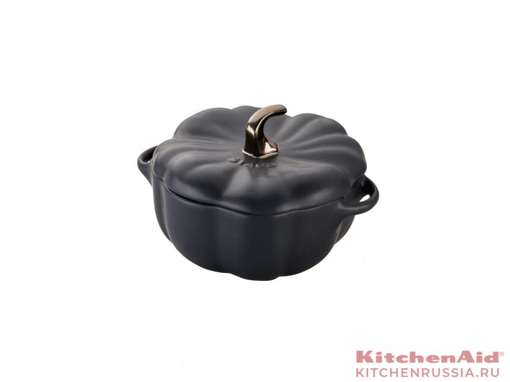 Тыква, 14,8 см, черный 40508-549 в фирменном магазине Staub