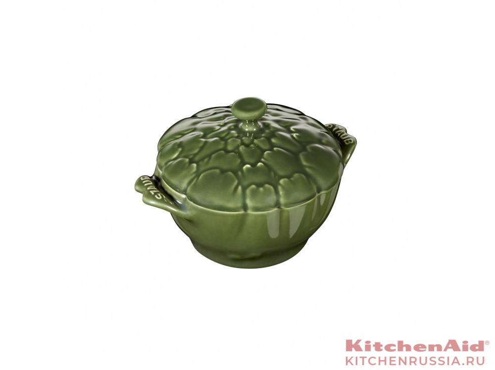 Артишок, 12,5 см, темно-зеленый 40500-326 в фирменном магазине Staub
