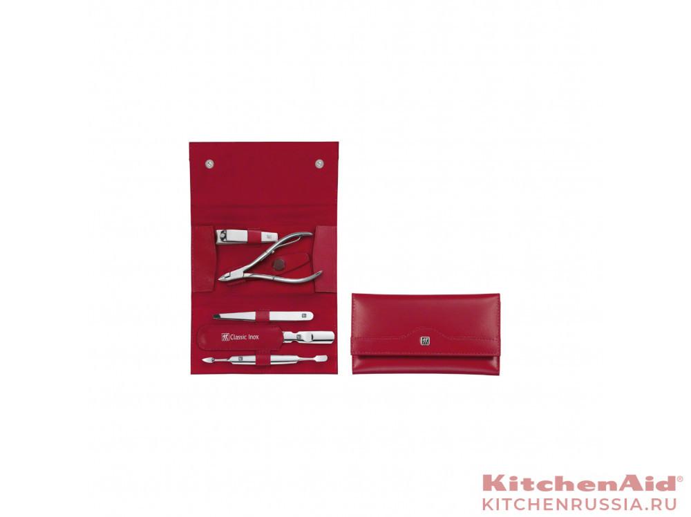 5 пр. INOX красный 97437-003 в фирменном магазине Zwilling
