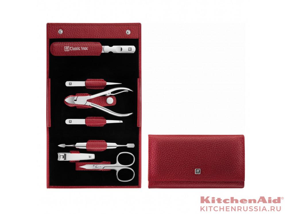 7 пр. INOX красный 97681-003 в фирменном магазине Zwilling
