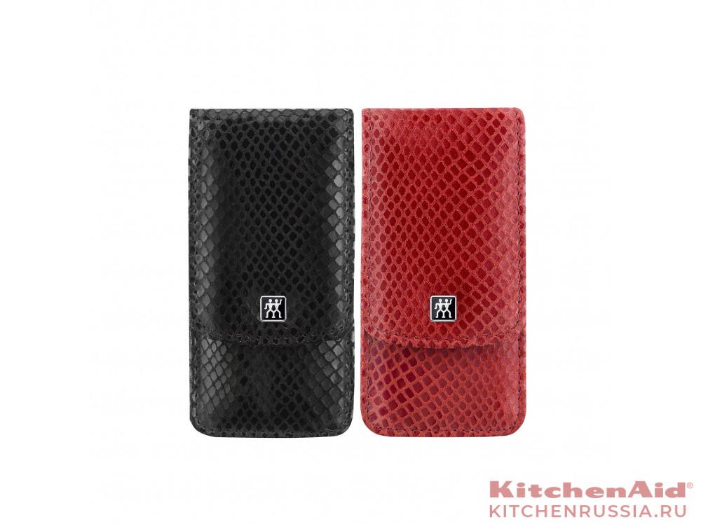 3 пр. INOX черный или красный, отделка змея 97650-200 в фирменном магазине Zwilling