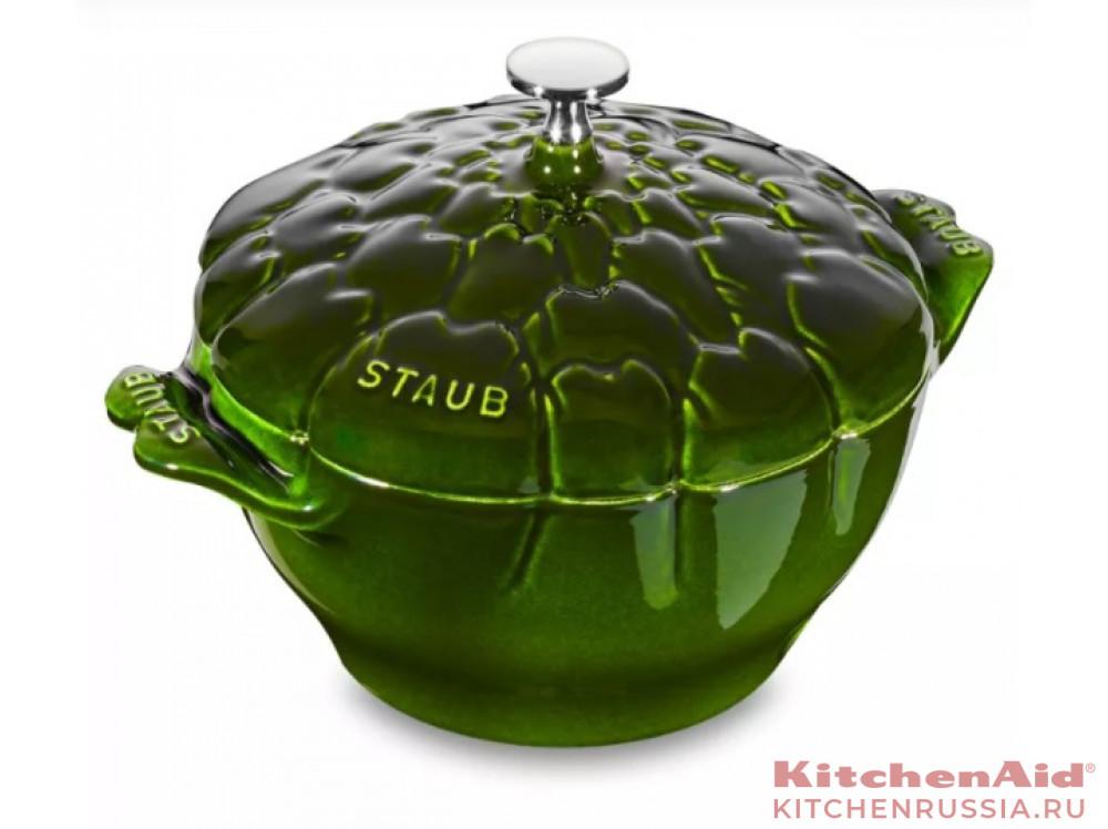 Артишок, 22 см, 3 л, зеленый базилик 11152285 в фирменном магазине Staub