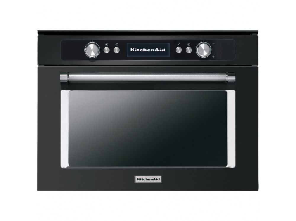 BLACK STAINLESS STEEL COMBI KOQCXB 45600 F153251 в фирменном магазине KitchenAid
