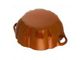 Кокот Staub Тыква чугунный 24 см 3,45 л Staub корица