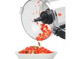 Комбайн кухонный KitchenAid 5KFP0719EER 1,7 л. Красный