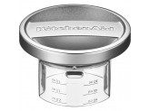Блендер KitchenAid ARTISAN Power Plus 5KSB8270EBK 2,6 л. Чугун