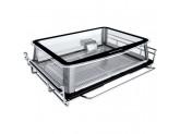Духовой шкаф KitchenAid TWELIX ARTISAN KOASP 60600 Нержавеющая сталь