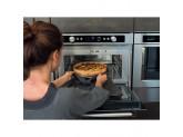 Микроволновая печь KitchenAid COMBI KMQCX 45600 Нержавеющая сталь