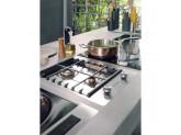 Газоваяварочная панельKitchenAid ДоминоKHDD2 38510 Нержавеющая сталь