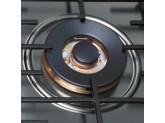 Газовая варочная панель KitchenAid KHGD5 77510 Черный