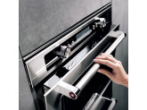 Комбинированный духовой шкаф с функцией пара KitchenAid KOQCXB 45600 Черный