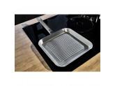 Сковорода-гриль квадратная 24х24 см ZWILLING Plus