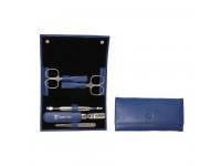 Маникюрный набор 5 пр. ZWILLING Classic INOX синий