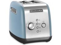 Тостер KitchenAid 5KMT221EVB Голубой вельвет