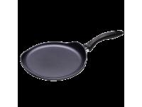 Алюминиевая блинная сковорода с алмазным покрытием 26 см, Черная, Swiss Diamond XD Classic+ Induction
