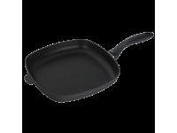 Алюминиевая сковорода-гриль 28 х 28 см, Черная Swiss Diamond XD Classic+ Induction