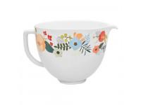 Чаша керамическая KitchenAid 5KSM2CB5PSF