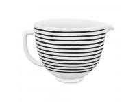 Чаша керамическая KitchenAid 5KSM2CB5PHS
