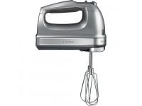 Миксер ручной KitchenAid 5KHM7210ECU Серебристый по контуру
