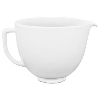 Чаша керамическая KitchenAid 5KSM2CB5LW Белый шоколад