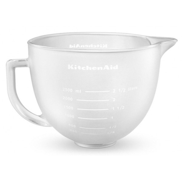 Чаша стеклянная KitchenAid 5K5GBF