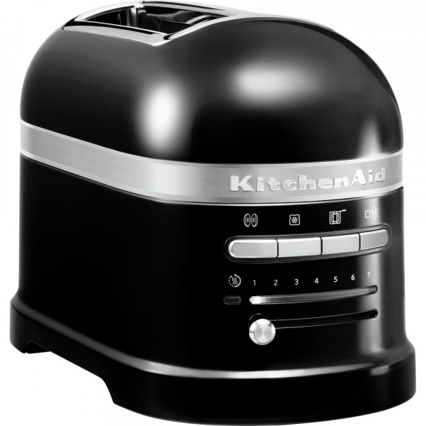 Тостер KitchenAid ARTISAN 5KMT2204EOB Черный