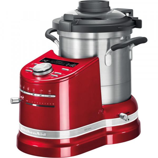 Кулинарный процессор KitchenAid ARTISAN 5KCF0104EER 4,5 л. Красный