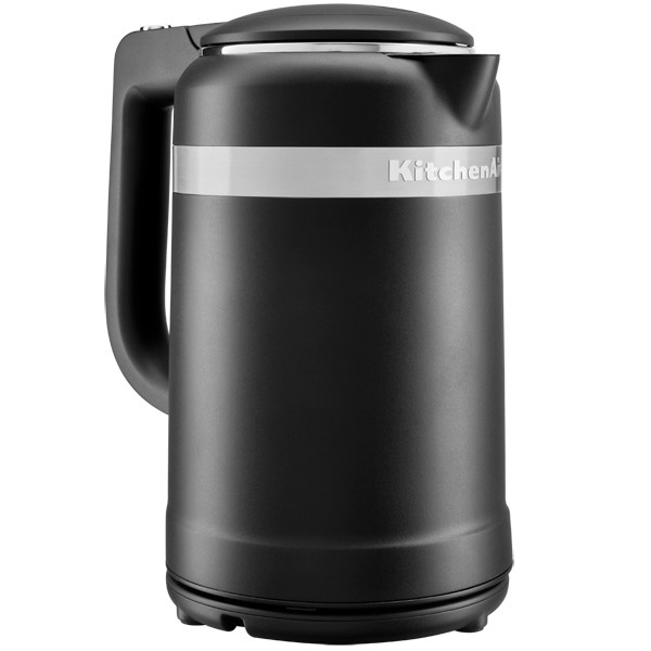 Электрочайник KitchenAid DESIGN 5KEK1565EBM 1,5 л. Матовый черный