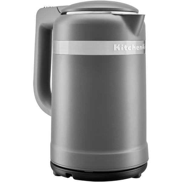 Электрочайник KitchenAid DESIGN 5KEK1565EDG 1,5 л. Матовый серый