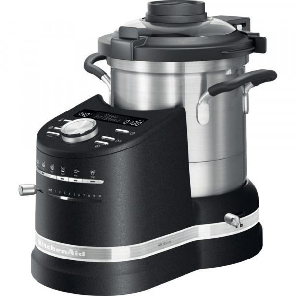 Кулинарный процессор KitchenAid ARTISAN 5KCF0104EBK 4,5 л. Чугун