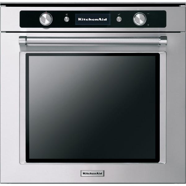 Духовой шкаф KitchenAid KOLSP 60600 Нержавеющая сталь