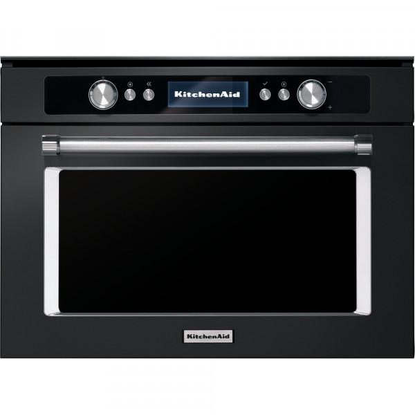 Микроволновая печь KitchenAid BLACK STAINLESS STEEL COMBI KMQCXB 45600