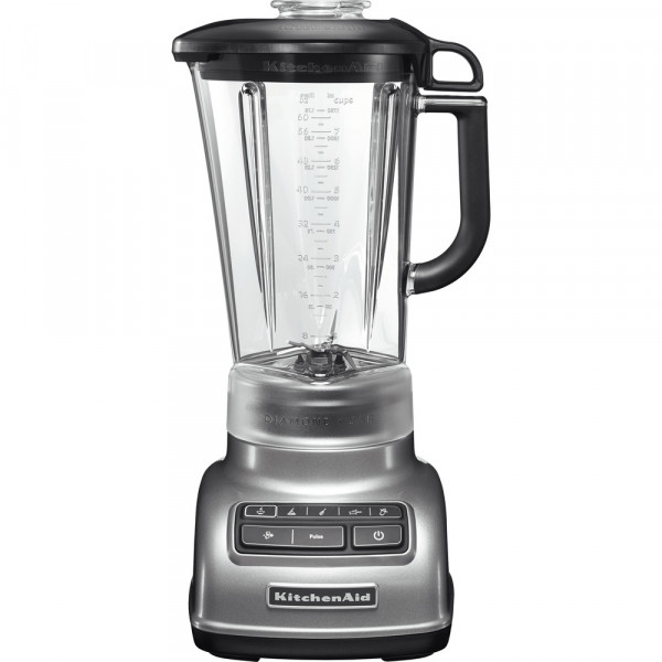 Блендер KitchenAid DIAMOND 5KSB1585ECU 1,75 л. Серебристый по контуру