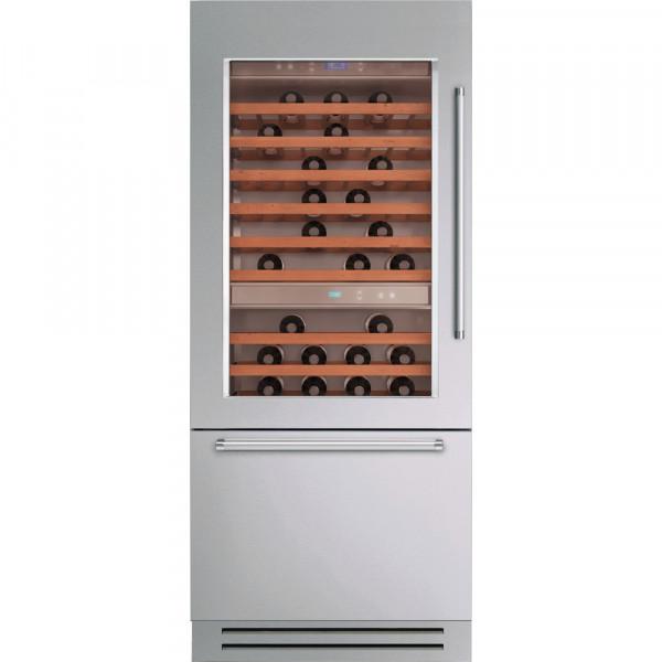 Винный шкаф KitchenAid VERTIGO KCZWX 20900L Нержавеющая сталь