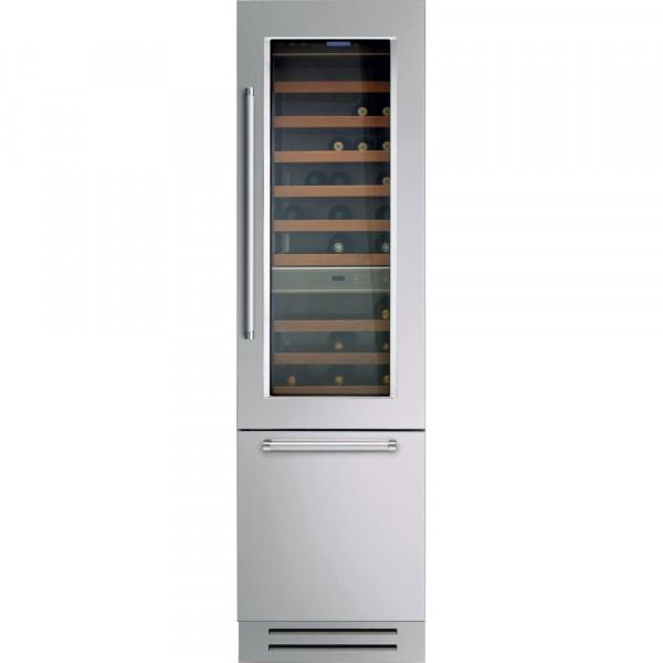 Винный шкаф KitchenAid VERTIGO KCZWX 20600R Нержавеющая сталь