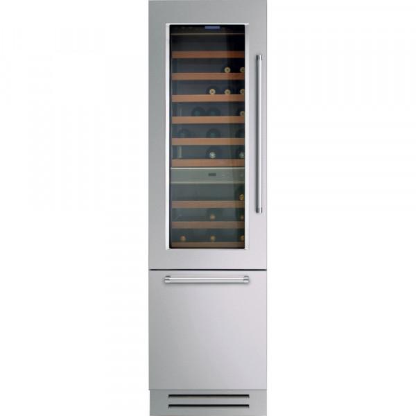 Винный шкаф KitchenAid VERTIGO KCZWX 20600L Нержавеющая сталь
