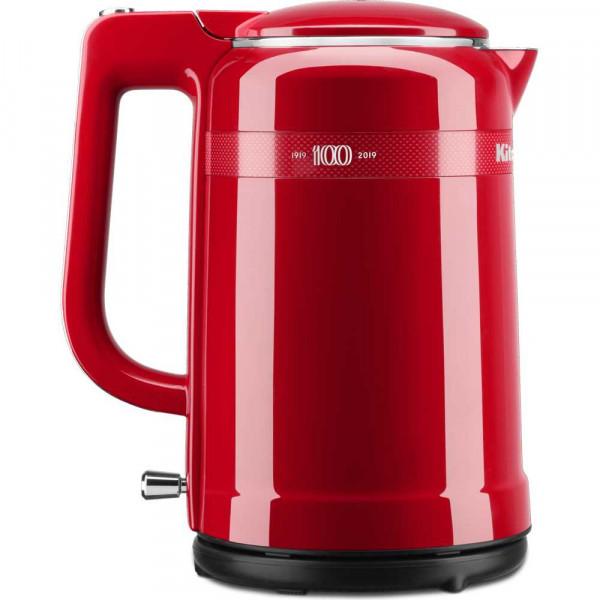 Электрочайник KitchenAid QUEEN OF HEARTS 5KEK1565HESD 1,5 л. Чувственный красный