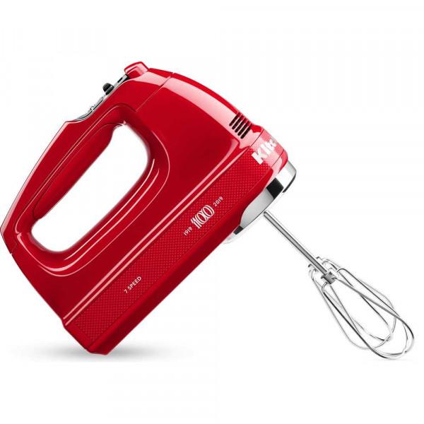 Миксер ручной KitchenAid QUEEN OF HEARTS 5KHM7210HESD Чувственный красный