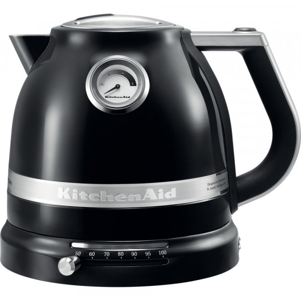 Электрочайник KitchenAid ARTISAN 5KEK1522EOB 1,5 л. Черный