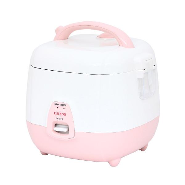 Рисоварка Cuckoo CR-0632, Розовый