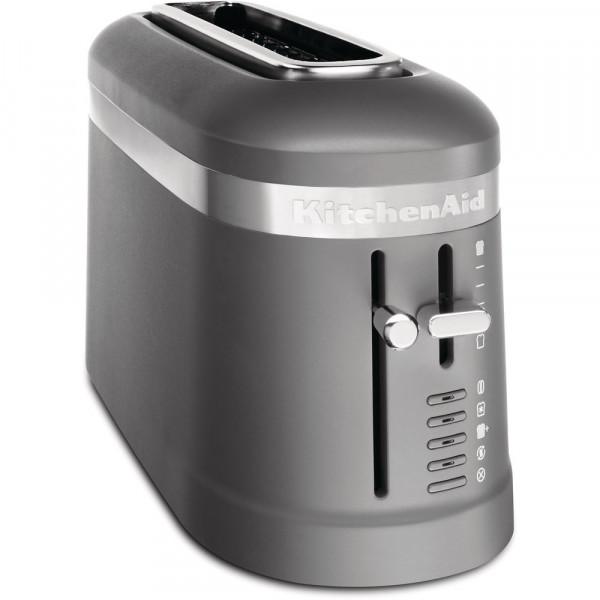 Тостер KitchenAid 5KMT3115EDG Матовый серый