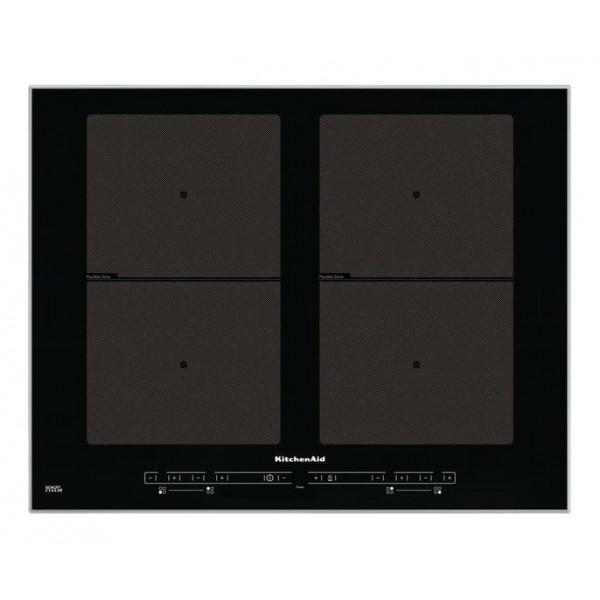 Индукционная варочная панель KitchenAid KHID4 65510 Черный