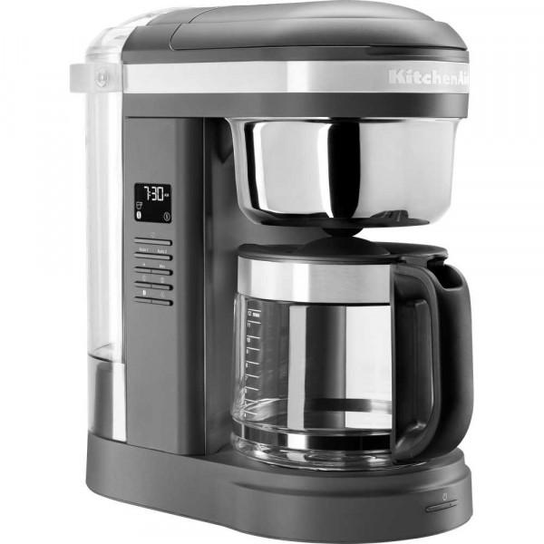 Кофеварка капельная KitchenAid 5KCM1209EDG Древесный уголь