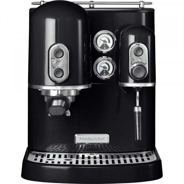 Кофеварка эспрессо KitchenAid ARTISAN 5KES2102EOB Черный