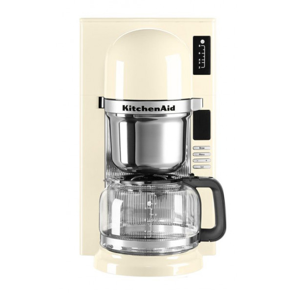 Кофеварка пуровер KitchenAid 5KCM0802EAC Кремовый