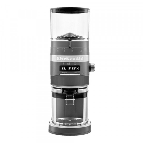 Кофемолка KitchenAid 5KCG8433EDG Матовый серый